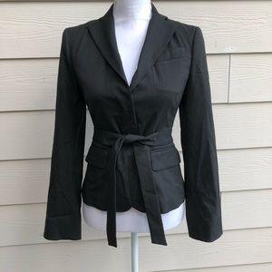 BCBG Maxazria size XXS pinstripe blazer
